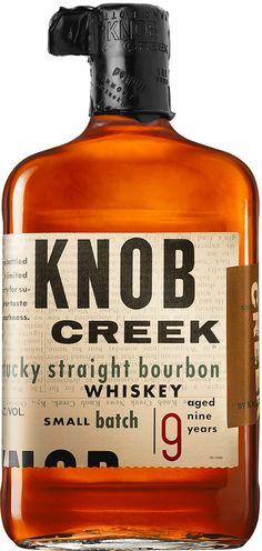 Knob Creek® Kentucky Straight Bourbon Whiskey