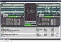 Zulu DJ: Mezclador de música en tiempo real
