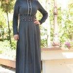 aramis long skirt hijab dress