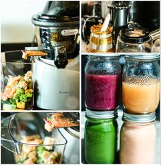 Kuvings Whole Slow Juicer Williams Sonoma : JUICING BAR / STATION on Pinterest Juicers, The China Study and Infusion Pitcher