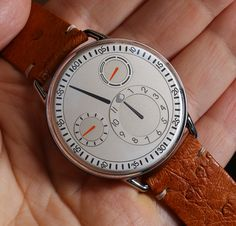 belgian watches Ressence Type 1 Watches - Price? If you have to ask...damn #watch