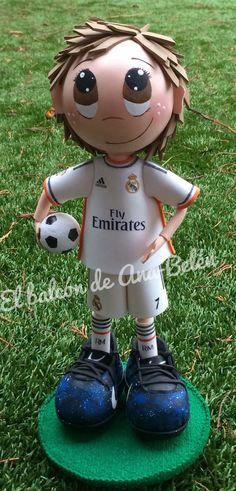 Pues si. De nuevo Ronaldo. Y es que el chico levanta pasiones a grandes.... y pequeños.         Aunque la equipación es la misma qu...