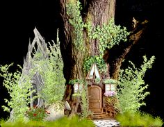 faery houses | fairy house festival march 7 and 8
