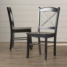 August Grove Wisteria Side Chair & Reviews | Wayfair