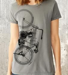 Graphic placement idea  Women's Motorcycle T-Shirt                              …
