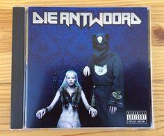 DIE ANTWOORD $O$ SOS CD 2010 Ninja YoLandi Visser Interscope #Dance