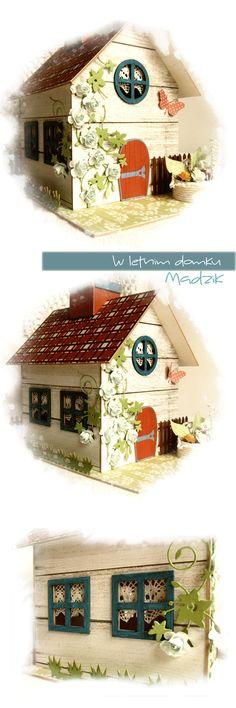 W letnim domku  u Madzik