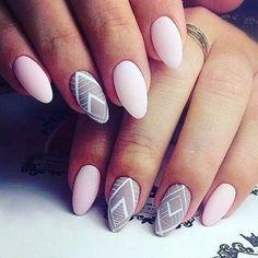 Top 100 Super Easy & Beautiful Nail Art Ideas for Designs - Reny styles Hot Nails, Hair And Nails, Fancy Nails, Pretty Nails, Matte Nails, Acrylic Nails, Fabulous Nails, Beautiful Nail Art, Easy Nail Art