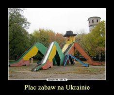 Plac zabaw na Ukrainie Wtf Funny, Hilarious, Funny Cartoon Memes, Dark Jokes, Dead Memes, Tumblr Posts, Egypt, Creepy, Haha
