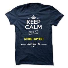 CHRISTOPHER -Keep calm - #tshirt template #sweater pattern. BUY-TODAY => https://www.sunfrog.com/Valentines/-CHRISTOPHER-Keep-calm.html?68278