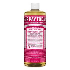 Easy DIY recipes using liquid Castile soap for hands, face, and body! Includes foaming soap recipes as well with Young Living essential oils! Castile Soap Recipes, Liquid Castile Soap, Foaming Soap, Glycerin Soap, Organic Roses, Organic Oil, Drug Store Face Moisturizer, How To Clean Makeup Brushes, Cleaning Brushes