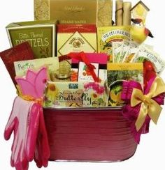 """""""Say It with Chocolates"""" Gourmet Food Gift Basket - a great gift idea! Place your order at www.delightexpressions.com"""
