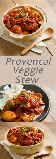 Provencal Veggie Stew