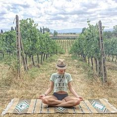 La Vie Boheme Yoga ヨガラグ Navajo-TAN (8000082)|スタイル・ヨギー style yoggy
