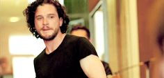 Pin for Later: 39 Hot Guys Who Prove 1 Little Wink Can Go a Long Way Kit Harington