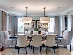 Dining Room by Style On A Shoestring | Dining Rooms & Breakfast Rooms | Photo Gallery Of Beautiful Decorated Rooms