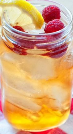 raspberry long island iced tea