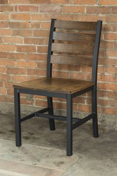 With its timeless design and luxurious build, the Elan Furniture Loft Indoor Dining Chairs - Set of 2 will have your dining space re-energized in. Industrial Dining Chairs, Solid Wood Dining Chairs, Upholstered Dining Chairs, Dining Chair Set, Dining Room Chairs, Industrial Furniture, Pub Chairs, Restaurant Chairs, Side Chairs