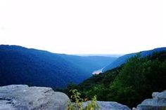 Raven Rock-Cooper's Rock State Forest, WV