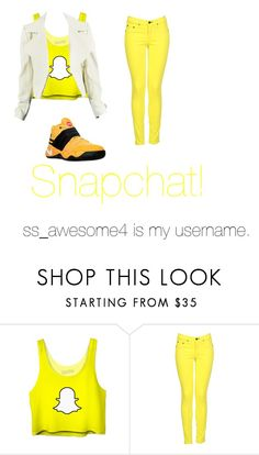 """""""Snapchat! Read Description!"""" by lifeissweet170000 ❤ liked on Polyvore featuring NIKE and rag & bone"""