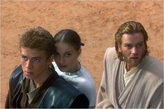 Star Wars : Episode II - L'Attaque des clones : Ewan McGregor, Hayden Christensen, Natalie Portman