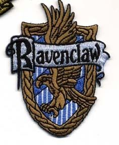 Day 6: What house do you want to be in? What house do you think you'd be in? Definitely Ravenclaw. I have like all the aspects of a Ravenclaw and no qualities of the other houses. I'm not insanely brave, so no Griffindor. I'm not evil or one of the Death Eaters, so no Slytherin. And I'm not super jolly-happy-friendly all the time, so no Hufflepuff. Besides, I love to read and write and learn. Ravenclaw all the way!