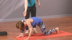 Open your shoulders and hips in this quick, fun, and challenging practice!
