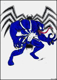 Venom 00 by AlanLotus