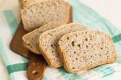 Pane senza glutine al grano saraceno (solo farine naturali, no mix pronti)