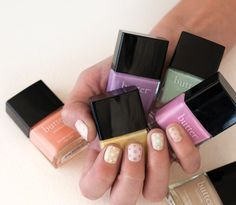 Sweetie Shop Collection - we need all of these! So cute for spring :) | love Butter London #kbshimmer #louboutin #fashion #zoya #OPI #nailsinc #dior #orly #Essie #Nubar @opulentnails omg over 17,000 pins