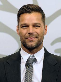 Ricky Martin Press Conference - P 2011