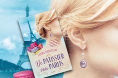 De Patissier van Parijs: een boek om van te smullen. Joukje was blij verrast, lees hier haar review! http://www.mamsatwork.nl/patissier-van-parijs/