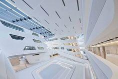 Biblioteca de la Facultad de Económicas, Viena, Austria.
