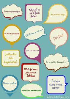 Printing Ideas Useful French Videos Worksheets Key: 7688000715 French Teaching Resources, Teaching French, Teaching Spanish, Teaching Reading, French Lessons, Spanish Lessons, Daily Use Words, French Flashcards, French Course