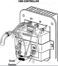 Ezgo Golf Cart Wiring Diagram Wiring Diagram For Ez Go 36volt - Wiring Diagram