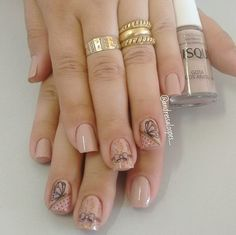 Chic Nails, Fun Nails, Manicure, Flower Nails, Perfect Nails, Nail Arts, Nail Art Designs, Acrylic Nails, Gota