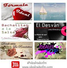 Buen día #Málaga , buen día #Mundo  #IdealRadio #TuSonidoIdeal www.idealradiofm.com Somos #LaRadioRománticaLatina #Nº1 en el Sur de #España #LaRadiodelAmor  Descarga nuestra App disponible en Google Play (Ideal Radio) Escúchanos en Tunein (Ideal Radio)  Síguenos en redes sociales: Facebook/idealradiofm, Instagram@idealradiofm, Twitter@idealradiofm, Google+, Pinterest, Youtube.