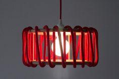 Wood and Elastic Macaron Pendant Lamp Pendant Lighting Wood Lamps Chandelier Makeover, Diy Chandelier, Chandeliers, Rustic Lamps, Wood Lamps, Table Lamps, Design Light, Lamp Design, Interior Lighting