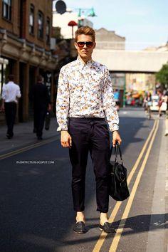 Fashitects: London Street Fashion