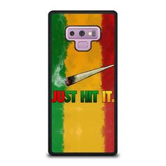 JUST HIT IT Samsung Galaxy Note 9 Case - Best Custom Phone Cover Cool Personalized Design – Favocase