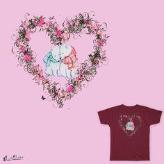 Polar Bears in Love Heart Design for Nature Lovers Polar Bears, Love Heart, Diagram, Lovers, Map, Artist, Artwork, Nature, Design