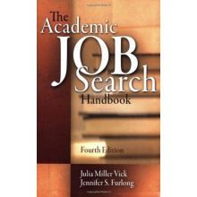 Academic job search resources
