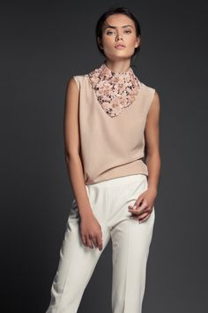 """The EDIE piece.  Neck piece By PIECE. //The """"Volume 1"""" Collection www.piece-collection.com"""