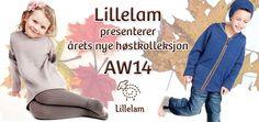 Lillelam presenterer årets nye høstkolleksjon!