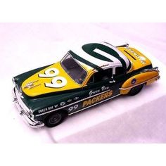 1950 Olds 88 Green Bay Packers Diecast Bank by Ertl Collectibles $22.95