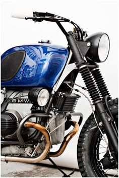 Bmw R 100 RS Scrambler by Wrenchmonkees