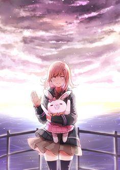 Danganronpa 3: kibou-hen. Adios Nanami, adios Usami :')