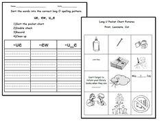 Long U Pocket Chart http://www.teacherspayteachers.com/Product/Long-U-vowel-sound-literacy-center-activities-worksheets
