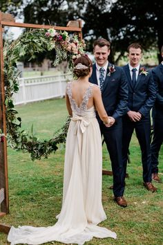 Anna Campbell Made to Measure Second-Hand Wedding Dress on Sale