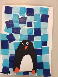 La maternelle de Francesca: Nos pingouins sur la glace! Winter Art, Winter Theme, School Art Projects, Projects For Kids, Evans Craft, Artic Animals, Kids Artwork, Art N Craft, Autumn Activities